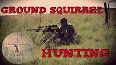 Ground Squirrel Hunting - Daystate Wolverine B .22