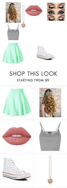 """Untitled #197"" by its-calum-from-youtube ❤ liked on Polyvore featuring Morphe, Lime Crime, Topshop, Converse and Thomas Sabo"