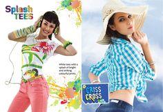 Criss Cross - Tees & Shirts