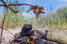 Bush Meat from 13 Foods You Probably Shouldn't Eat When Traveling (Slideshow)