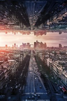 Inception Experiment - La Defense - Paris || by Galdric Pons