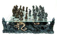 Diorama Chess Board
