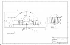 r2d2 measurements - Google Search Paranoid Android, Robots Characters, Star Wars Droids, Star Wars Models, Star Wars Film, Star Wars Collection, Sci Fi, Kenny Baker, R2 D2