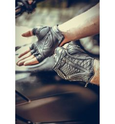 Dragonscale Gloves from Delicious Boutique & Corseterie