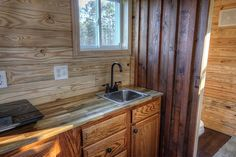 Kitchen Counter - Dreamer by Alabama Tiny Homes