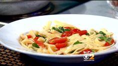 Stephanie & Tony's Table: Simple Summer Pasta « CBS New York