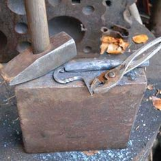 Blacksmithing on a Budget - Farm and Garden - GRIT Magazine