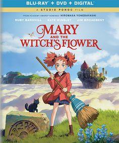 Мэри и ведьмин цветок / Mary and the Witch's Flower (2017/BDRip/HDRip)