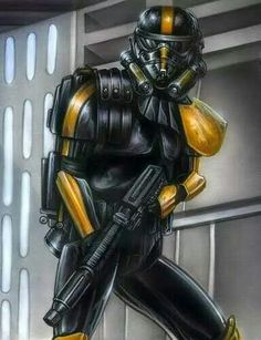 Shadow trooper elite