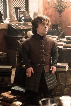 Tyrion Lannister - Tyrion Lannister Photo (35694577) - Fanpop