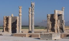 Persepolis, Gate of all Nations  #Achaemenids