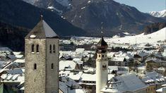 3 Zinnen Dolomites winter