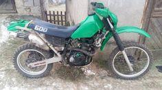 Kawasaki klr 600 - 1
