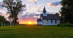 Photograph Poplar Point Church by Nebojsa Novakovic on 500px