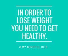 La perdita di peso non deve essere l'obiettivo ma la naturale conseguenza di uno stile di vita sano ---> http://michelacicuttin.com/index.php/consigli/