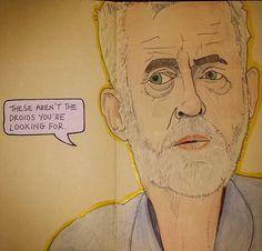 Obi Wan Ke-Corbyn (Dunstan Carter, 2015)