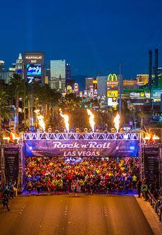 Photos: Rock 'n' Roll Las Vegas Marathon & 1/2 Marathon - Competitor.com