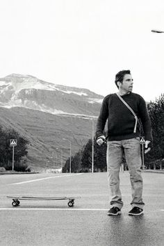 black and white photo of walter mitty - Google Search