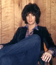 Eric Carmen early 1970's Whoa! (Can someone please pick me up off the floor?)