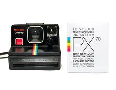 WORKING Polaroid TimeZero OneStep Land Camera by VivaNostalgia, $85.00