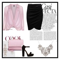 """""""set 42"""" by nudzi-ded ❤ liked on Polyvore featuring Manon Baptiste, WithChic and Whiteley"""
