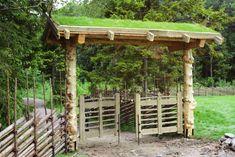 Jämtportal till gärdsgård Pergola, Outdoor Structures, Inspiration, Best House Designs, Doors, Biblical Inspiration, Outdoor Pergola, Inspirational, Inhalation