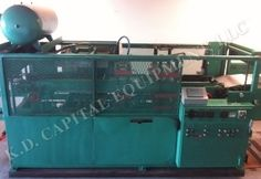 P.I. Inline Thermoformer 1600