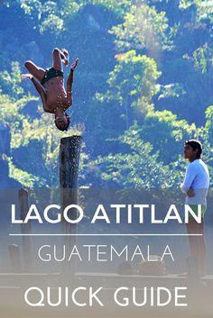 Lago Atitlan Guatemala - All you need to know
