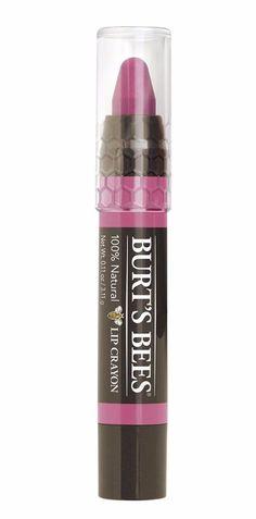 Best Lipsticks Used by Celebrity Makeup Artists   Burt's Bees Lip Crayon in Hawaiian Smolder   POPSUGAR Beauty