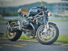 BMW R nineT Custom Project Japan - Motorcycle USA