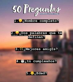 Preguntas? Funny Questions, Instagram Story Template, Insta Story, Challenges, Love You, Lol, Entertaining, This Or That Questions, Humor