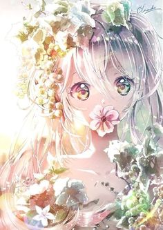 Trendy ideas for drawing anime girl cute Anime Chibi, Manga Anime, Girls Anime, Kawaii Anime Girl, Anime Art Girl, Anime Girl Crying, Pretty Anime Girl, Beautiful Anime Girl, Anime Angel