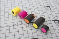 Creative Company | Polimeerklei-projekte: Kolstaaf met twee kleure Creative Company, Nespresso, Polymer Clay, Craft Projects, Crafts, Projects, Manualidades, Handmade Crafts, Arts And Crafts