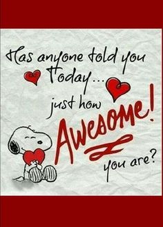 This is a real card (not an e-card) shared from Sendcere. Tell someone how really awesome they are! Make their day happy!