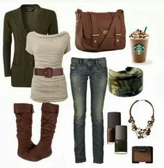 #TheLuckyCowgirlFall #falloutfit need this