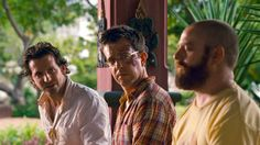 Todd Phillips will bring back Bradley Cooper, Zach Galifianakis and Ed Helms for the third installment of The Hangover. Now they are going to Tijiuana