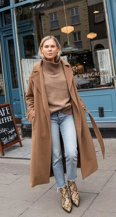 Winter Fashion Outfits, Fall Winter Outfits, Look Fashion, Autumn Winter Fashion, Womens Fashion, Winter Style, French Fashion, Fashion Fall, Girl Fashion
