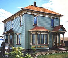 Dave's Victorian House Site - Port Townsend