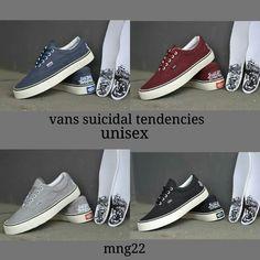 Casual Pria Vans Suicidal Tendencies ~220rb ~waffle icc ~uk.36-43 4a119fbf6c