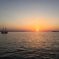 #sunset #zadar #croatia #sailing #sea #sailboat #zen #relaxed ##seaorigin #summer #likeforlike by jadrarogic