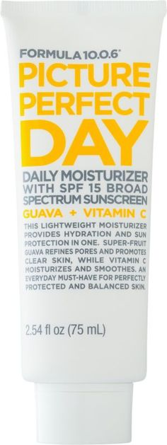 Formula 10.0.6 Picture Perfect Day Moisturizer Ulta.com - Cosmetics, Fragrance, Salon and Beauty Gifts