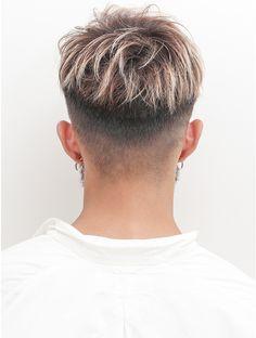 Undercut Hairstyles, Cool Hairstyles, Men Hair Color, Faded Hair, Asian Hair, Haircuts For Men, Boy Haircuts Long, Barber Haircuts, Fade Haircut