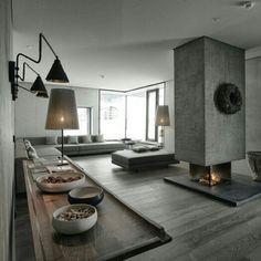 Hotel Wiesergut by Gogl Architekten #living rooms