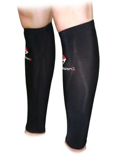 1 x Pair MaxxMMA Athletic Compression Socks Size M Knee High for All Sports
