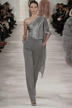 Paris Fashion Week: Ralph Lauren Fall 2014