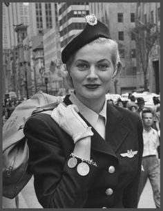 Anita EKBERG '50