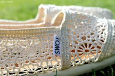 Cheap Toms Crochet Classics Shoes Natural for Women Cheap Toms Shoes, Toms Shoes Outlet, Toms Crochet, Crochet Shoes, Lace Toms, Crochet Woman, All About Fashion, Pumps Heels, Reusable Tote Bags