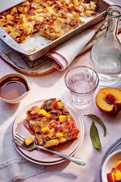 July- Peach Bread Pudding with Bourbon Caramel | Save room on the sideboard for one of these reader favorite treats. In every issue of Southern Living magazine, our readers can find delicious recipes to prepare for their family and friends. Whether you're a novice cook that likes quick and easy recipes, or an experienced baker with an adventurous streak, you are sure to find a recipe to test your skills and tempt your taste buds. You can find fresh ideas for your farmers' market produce or…