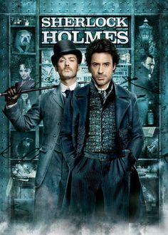 "Check out ""Sherlock Holmes"" on Netflix"