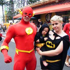 Batman Vs. Superman Costumes